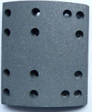 Bremsbacke-/Bremsbelag-Bremstrommel