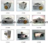 Válvula termostática dos Ltc Série da alta qualidade com o filtro de óleo para o controle de temperatura do óleo (LTC100)