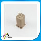 Kleine hölzerne Ring-Schmucksache-Bildschirmanzeige für Fertigkeit-Erscheinen
