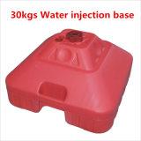 base plástica do carrinho do parasol 30kg com água Filled-Sy031