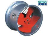De Industriële Ventilator met geringe geluidssterkte van de Ventilator van de Uitlaat van de Buis van de Steun As