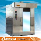 Máquina rotativa del fabricante del pan del horno del estante