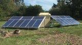5kw terminam o sistema solar com apoio de bateria