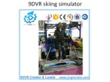 simulateur du ski 9DVR pour la machine d'Acarde de l'amusement 9DVR