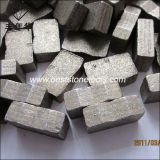 24X10.6/9.8X15mm 다이아몬드 화강암 세그먼트