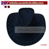 Decoração relativa à promoção do partido do chapéu da cubeta dos artigos do chapéu do carnaval (C1006)