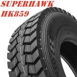 Superhawk 11r22.5 315/80r22.5 HK859 Radial-LKW-Gummireifen