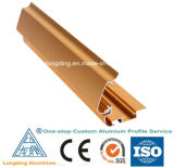 Extrusion en aluminium durable 6063 6061