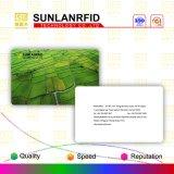 O cartão do VIP da sociedade do PVC pode ser impressão de Sunlanrfid