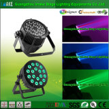 1개의 LED Stage Waterproof PAR Light Wholesale에 대하여 18 PCS 4