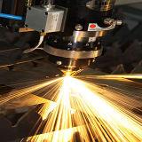 Machine de découpage de laser de tôle d'invitations de coupure de laser pour l'aluminium et le laiton