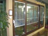 Portello scorrevole e finestra pesanti della lega di alluminio