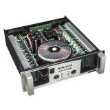 Amplificador de potência de circuito forte (1500wx2 8 ohms)