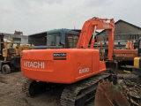 Utilisé Japon-Faire la Libre-Neuf-Rénovation 12ton Hydraulique-Transforment l'excavatrice de chenille de 0.1~0.5cbm Hitachi Ex120-3