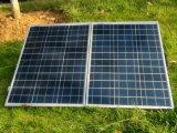80W 태양 조명 시설을%s 휴대용 태양 에너지 시스템