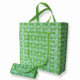 昇進の非編まれた再使用可能なショッピング・バッグ