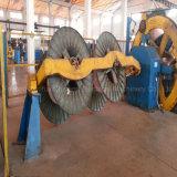 機械を作る銅線ケーブル
