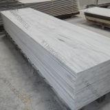 Baumaterial AluminiumCorian feste Oberflächendusche-Wand