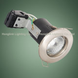 Vertieftes Ceiling GU10 Halogen oder LED Fire Rated Downlight