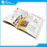 Colore completo di ordine e stampa del libro di B/W