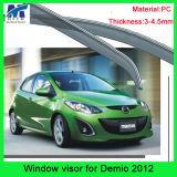 Экран дождя окна для Mazda Demio 2012