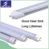 Luz partida caliente del tubo de la venta 85-265V 18W T8 LED
