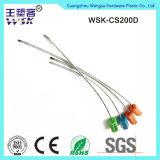 Selo plástico do cabo da injeção da alta demanda de Guangzhou