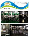 Máquina de enlatado automática Alto-Calificada de la poder de aluminio de la cerveza