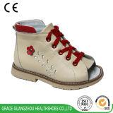 Zapatos ortopédicos de cuero de los niños (4811364)