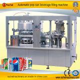 Máquina de embalagem enlatada automática da bebida
