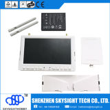 Skysight New 7 Inch HDMI Monitor und 40CH Diversity Receiver RC708 Compatible mit Fatshark Transmitter, Immersion RC