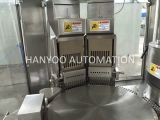 Prix automatique de machine de remplissage de capsule de pharmacie de GMP de haute précision