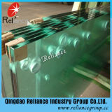 el vidrio Tempered claro de 6mm/8mm/10m m/endurece el vidrio de cristal de cristal de /Safety /Curved con el vidrio de /Table del certificado del CCC