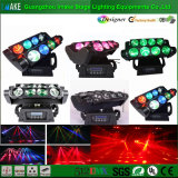 Niedriger Price DMX 8PCS CREE LED Moving Head Spider Light