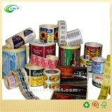 주문 플라스틱 서류상 비닐 포도주 레이블 스티커 (CKT- LA-332)