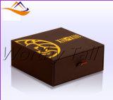 泡の挿入が付いている贅沢なカスタムペーパーボール紙のギフト用の箱
