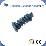 Assy de cylindre de tension de KOMATSU PC400 de chenille