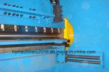 Wc67y-200X4000 Nc Steuerhydraulische Stahlplatten-verbiegende Maschine