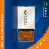 """con tacto visualización de TFT LCD del panel 240*320 resistente 2.8 """""""