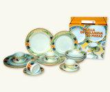 Установленный Dinnerware меламина (CH020B)
