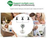 WiFi Überwachung CCTV-Infrarotabdeckung-Kamera für Baby-Monitor