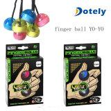 Finger-Jo-Kugel mit LED-hellem Handunruhe-Spielzeug