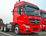 Beiben V3 6X4 de Hete Verkoop van 2642 van de Tractor 420HP Vrachtwagens en van de Aanhangwagens in Mali en de Kongo
