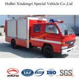2ton Jmc水消火活動のトラックEuro3