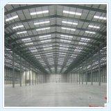 Edifício modular da construção de aço para a oficina ou o Wareouse