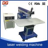 Высокоскоростной сварочный аппарат лазера 400W для рекламировать знаки