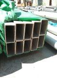 TP304/316L quadratisches Edelstahl-Gefäß für flüssiges Transportn vom China-Hersteller