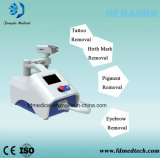 Portable Q-Switched 1064 / 532nm ND: YAG Laser Tattoo Removal Machine