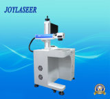 Machine professionnelle d'inscription de laser de fibre pour des produits de matériel