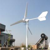 2000W turbina di vento massima di potere 3000W con 3 lamierine